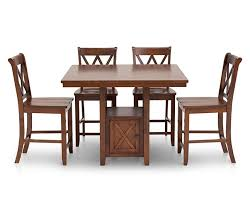 dining room chairs counter height. cottage 5 pc. counter height dining room set chairs