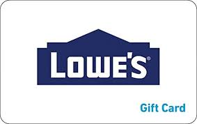 Amazon.com: Lowe's - Email Delivery: Gift Cards