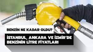 Benzin ne kadar oldu? Benzin fiyatı ne kadara düştü? İşte İstanbul, Ankara  ve İzmir indirimli benzin litre fiyatları