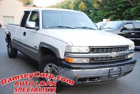 Used 2000 Chevrolet Silverado 1500 For Sale at Ramsey Corp.   VIN ...