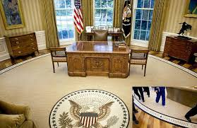 President Barack Obama Oval Office Rug  Nazmiyal Antique Rugs