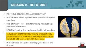 Ponzi Pyramid System Hyping Fake Cryptocurrency