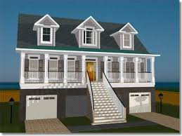 pictures raised house plans the latest architectural digest louisiana cottage interesting design ideas elevated unique raised