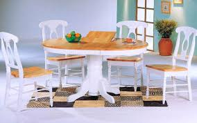 oak whitenatural round modern glass extendable and seater dining lacquer set sets table wonderful extending room