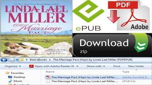 the marriage pact hqn by linda lael miller
