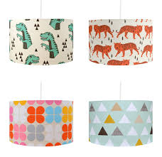 lamp shades for kids children s lampshades by hunkydory home published bobby rabbit 13