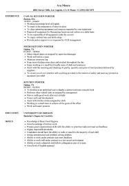 Bar Porter Sample Resume Bar Porter Sample Resume Shalomhouseus 3