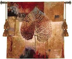 abstract autumn wall tapestry art home decoration seasonal hanging design square hanging leather brown on tapestry art designs wall hangings with wall art design ideas abstract autumn wall tapestry art home