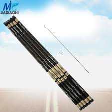 Spinning Fishing Rods 8M-12M <b>Telescopic Fishing Rod Long</b> ...