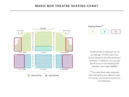 Grandel Theatre Seating Chart Schottenstein Center Seating Chart