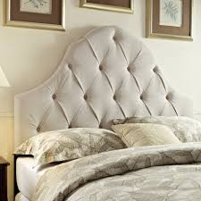 king size head board bedroom breathtaking bedroom decoration using tufted cream ikea king