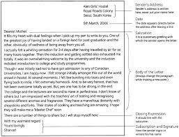 informal letter writing for cl 9