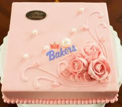Buy Strawberry Cream Cake 1kg Cake 003 Online At Best Price In