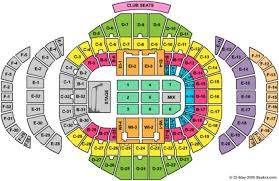 Pittsburgh Arena Seating Chart Mellon Arena Tickets In Pittsburgh Pennsylvania Mellon