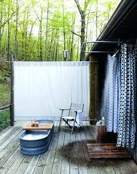 outdoor shower ideas bathroom vintage outdoor bathroom design ideas with glass beach house outdoor shower ideas