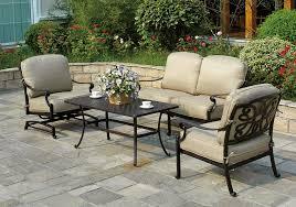 Chair Cast Aluminum Patio Furniture Cool Cast Aluminum Patio