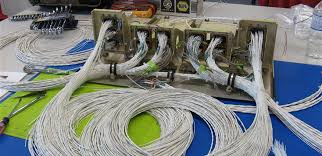 avionics Boeing Wire Harness Boeing Wire Harness #75 wire harness assembly boeing