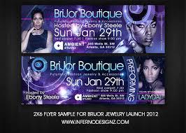 Brijor Boutique Event Ticket