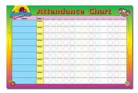 Cute Attendance Sheet Template   Trattorialeondoro