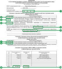 Курсовая работа Пенсионная реформа в Российской Федерации   в системе обязательного пенсионного страхования 2 Информация о страховых взносах поступивших на финансирование накопительной части трудовой пенсии