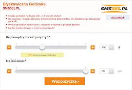 SMS365.pl 3000 zł - Chwilówki24 szybka gotówka przez internet online ...