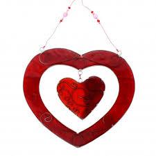 Fensterdeko Herz Mobile Filigran Kaufen