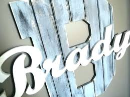 large letters to hang on wall wood wooden baby name like this item intended for alphabet wood letters wall