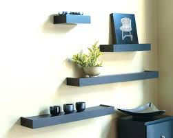 wall shelves decorating ideas wall shelving ideas for living room wall shelf decorations large size of