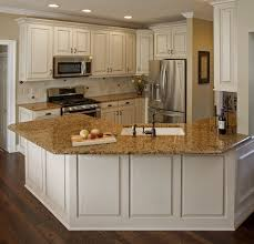 Refinished White Cabinets Kitchen Cabinet Refacing Cost