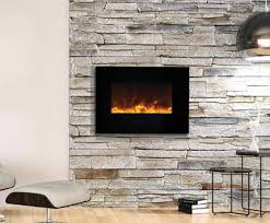 great looks are just the start in modern electric fireplaces