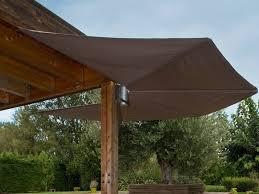 wall mounted technical fabric garden umbrella om wall mounted garden umbrella by calma