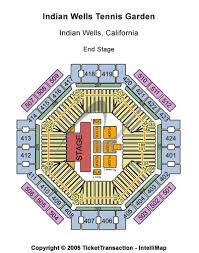 Indian Wells Tennis Garden Stadium 1 Tickets Indian
