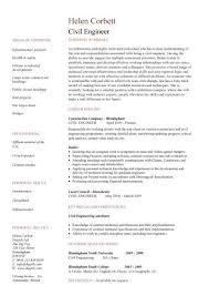 site engineer cv sample