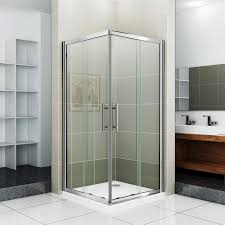 bathtub shower insert menards shower doors compact corner shower enclosures