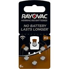 "<b>Батарейка</b> для слуховых аппаратов <b>Varta</b> ""<b>Rayovac Acoustic</b>"", ZA ..."