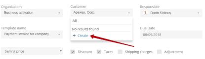 find invoice price managing invoices