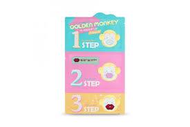 Holika <b>Holika Golden Monkey Glamour</b> Lip 3 Step Kit 1pcs