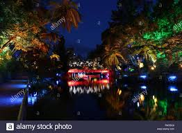Festival Of Lights New Plymouth Nz New Plymouth New Zealand Stock Photos New Plymouth New