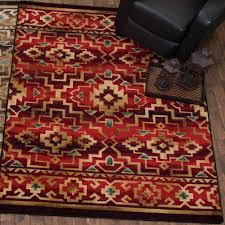 crimson trails rug 11 ft square