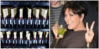 Champagne Vending Machine Best Chrissy And John Gave Kris Jenner A Champagne Vending Machine