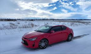 2014 Scion tC is a little red speedster on a budget - CarNewsCafe
