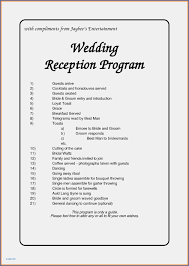 Wedding Program Inclusions Blessing At Wedding Reception Choice Image Wedding Decoration Ideas 24