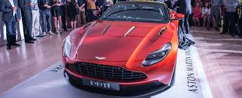 new car launches singaporeThe launch of the all new Aston Martin DB11