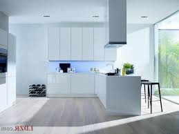 White Stained Wood Kitchen Cabinets Modern White Kitchens Curved White Cherry Wood Kitchen Cabinets