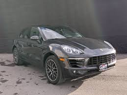 Safety riding rules the user must follow all safety rules and guidelines, or serious injury or death may occur to the user. Pre Owned 2018 Porsche Macan Base Sport Utility 2pu1281 Ken Garff Automotive Group