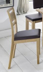 Stuhl Set Stühle Sitz Polstersitz Esszimmerstuhl Eiche