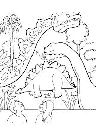 Kleurplaat Dinosaurus Kleurplaten 6411 Kleurplaten