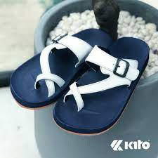 Kito รองเท้าแตะ รองเท้าผู้หญิง รองเท้าผู้ชาย รองเท้าแตะหนีบ AA51