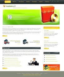 Free Downloads Web Templates Web Development Company Website Template Free Templates