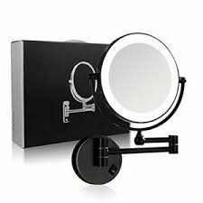 gurun wall vanity led lighted makeup